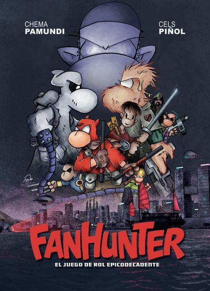 Fanhunter RPG