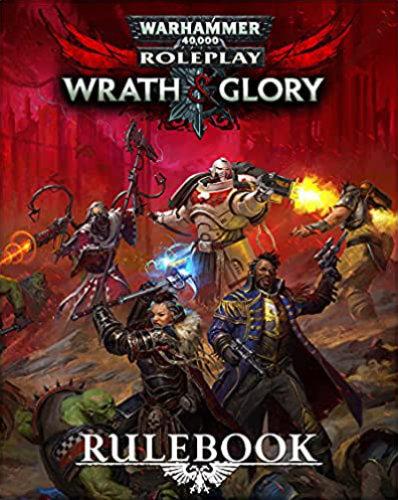 Warhammer 40.000: Wrath & Glory RPG HC