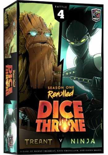 Dice Throne Season One ReRolled