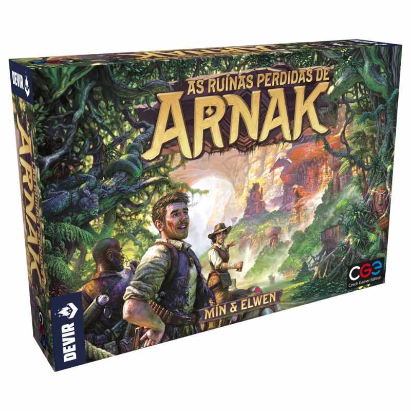 Las Ruinas de Arnak